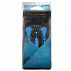Auriculares Stereo 3,5mm Street