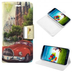 Capa Flip Cover Samsung Galaxy S4 i9500