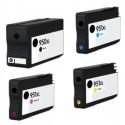Conjunto 4 Tinteiros HP 950/951 XL BK/C/M/Y