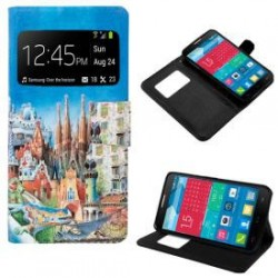 Capa FLIP Cover para Alcatel POP C7