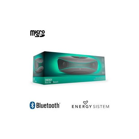 Universal Music Bluetooth Speaker Sistem Energia