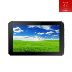 Tablet GTD704, 7'' TN, Dual Core, 1Gb/4Gb, Wi-Fi, BT, Android 4.4.2, Preto