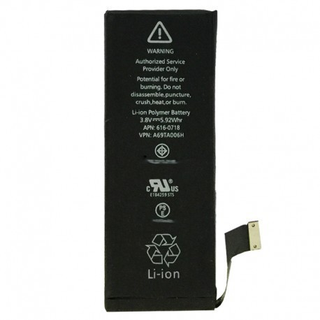 Bateria Original IPHONE 5s APN 616-0718 (Bulk)