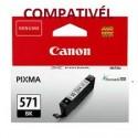 Tinteiro Canon Compatível CLI-571 BK XL Preto