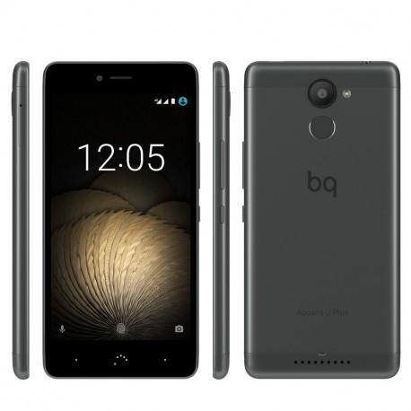 BQ Aquaris U Plus (2Gb+16Gb) black/anthracite grey