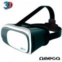 Oculos Realidade Virtual Omega VR Smartphones 4 - 6 pulg