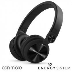 Auriculares Stereo Energy Sistem DJ2 Preto