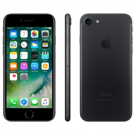 Apple iPhone 7 128GB Black (Desbloqueado)