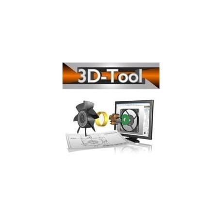 3D-Tool V12 Advanced Single User License