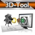3D-Tool V12 Premium Single User License including 3D-NativeCAD Converter