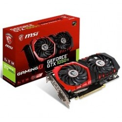 GTX 1050 TI GAMING X 4G DDR5 PCI E 3.0