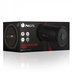 Coluna Música Bluetooth NGS Roller Flow Mini (10W)