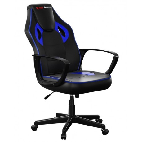 Cadeira MARS GAMING MGC0 Black/Blue Black/White