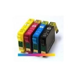 Conjunto Tinteiro Compatível Epson 16 XL