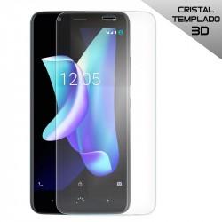 Pelicula Cristal Temperado BQ Aquaris U2 / U2 Lite / V (3D Transparente)