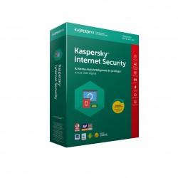 Software Kaspersky Internet Security 2018 MD 3 User 1 Ano BOX