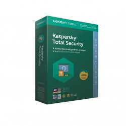 Software Kaspersky Total Security 2018 5 User 1 Ano BOX
