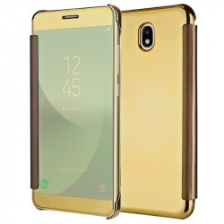 Capa Flip Cover Samsung J330 Galaxy J3 (2017) Clear View