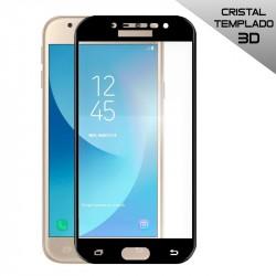 Pelicula Vidro Samsung J330 Galaxy J3 (2017) FULL 3D Preto