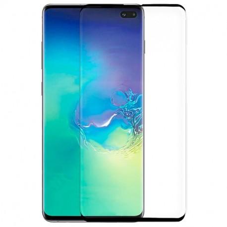 Pelicula Cristal Temperado Samsung G975 Galaxy S10 Plus (Curvo)