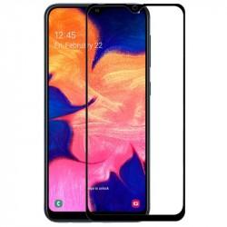 Pelicula Cristal Temperado Samsung A105 Galaxy A10 (FULL 3D Negro)