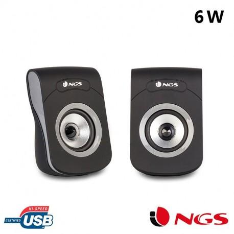 Coluanas para PC NGS SB250 2.0 (6W)