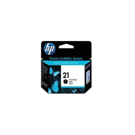 HP 21 Black Inkjet Print Cartridge (5 ml)