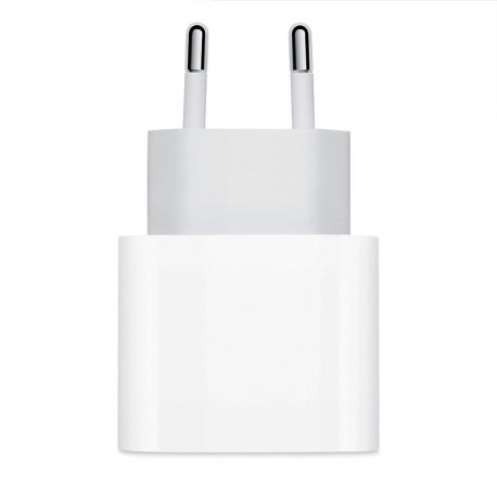 Carregador Apple original (apenas adaptador) Type-C 18W (sem blister)
