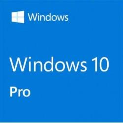 Win 10 Pro 64Bit UK 1pk DSP OEI DVD - FQC-08929