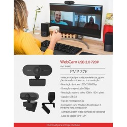 WEBCAm USB 2.0 720P