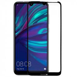 Pelicula Portectora Vidro Temperado Huawei Y7 (2019) (FULL 3D Negro)