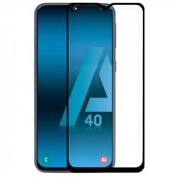 Pelicula Cristal Temperado Samsung A405 Galaxy A40 (FULL 3D Negro)