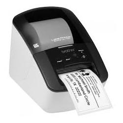 QL-700 - Impressora de Etiquetas Profissional Brother