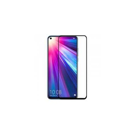 Pelicula Vidro Temperado Huawei View 20 (Full 3D Negro)
