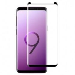 Pelicula Vidro Temperado Curva Samsung G965 Galaxy S9 Plus (Full 3D Negro)