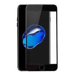 Película Vidro Temperado iPhone 7/ iPhone8 (Full 3D Negro)