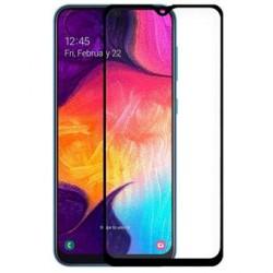 Película Vidro Temperado Samsung A505 Galaxy A50/ A30s (Full 3D Negro)