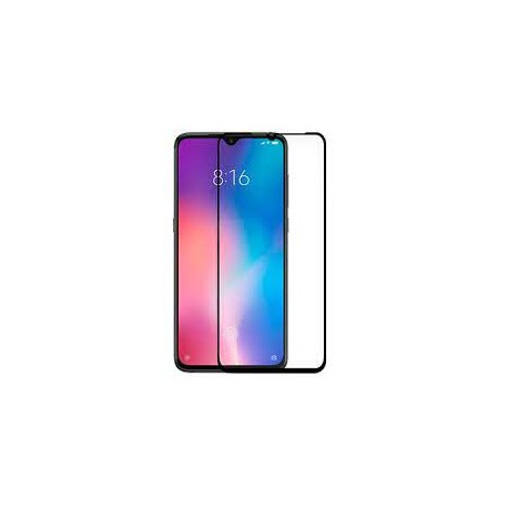 Película Vidro Temperado Xiaomi Mi9/ Mi9 Lite (Full 3D Negro)