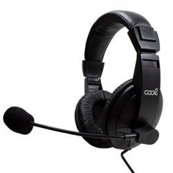 Headsets c/micro Cool Montana