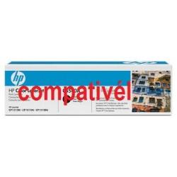TONER 125A HP Compatível PRETO (CB540A)