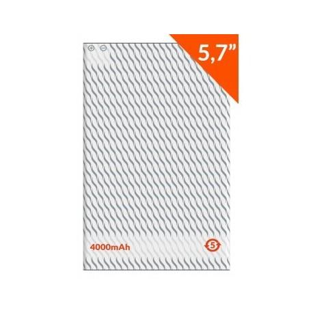 Bateria Li-ion bq Aquaris 5.7