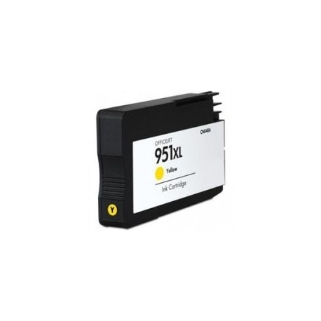 Tinteiro HP Compatível 951 XL amarelo