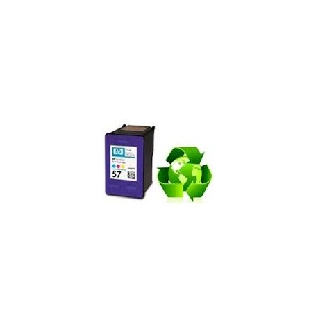 Tinteiro HP Reciclado COR (Nº57)