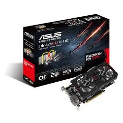 VGA ASUS R9 270 2Gb DDR5 DVI/HDMI - R9270-DC2OC-2GD5