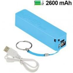 Bateria Externa Universal 2600mAh