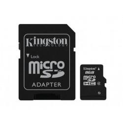 Cartão de memória Kingston 8Gb