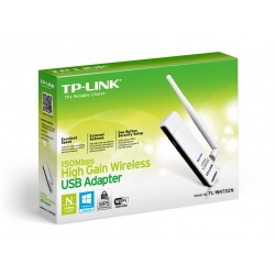 USB Adapter High Gain Wireless 150 Mbps