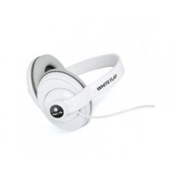 Ngs auricular+microfono flap blanco