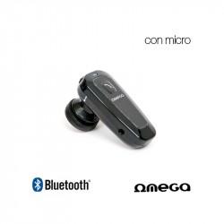 Auricular Bluetooth Omega SR320 Micro Preto