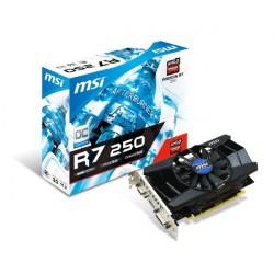 Placa grafica Radeon R7 250 2GD3 OC 128BIT PCI-E 3.0